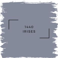 Benjamin Moore 1440 Irises