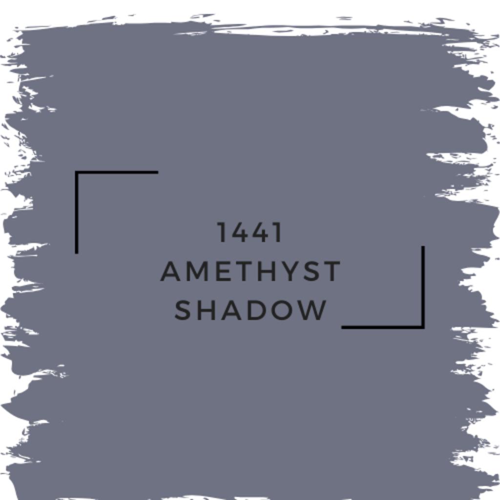 Benjamin Moore 1441 Amethyst Shadow