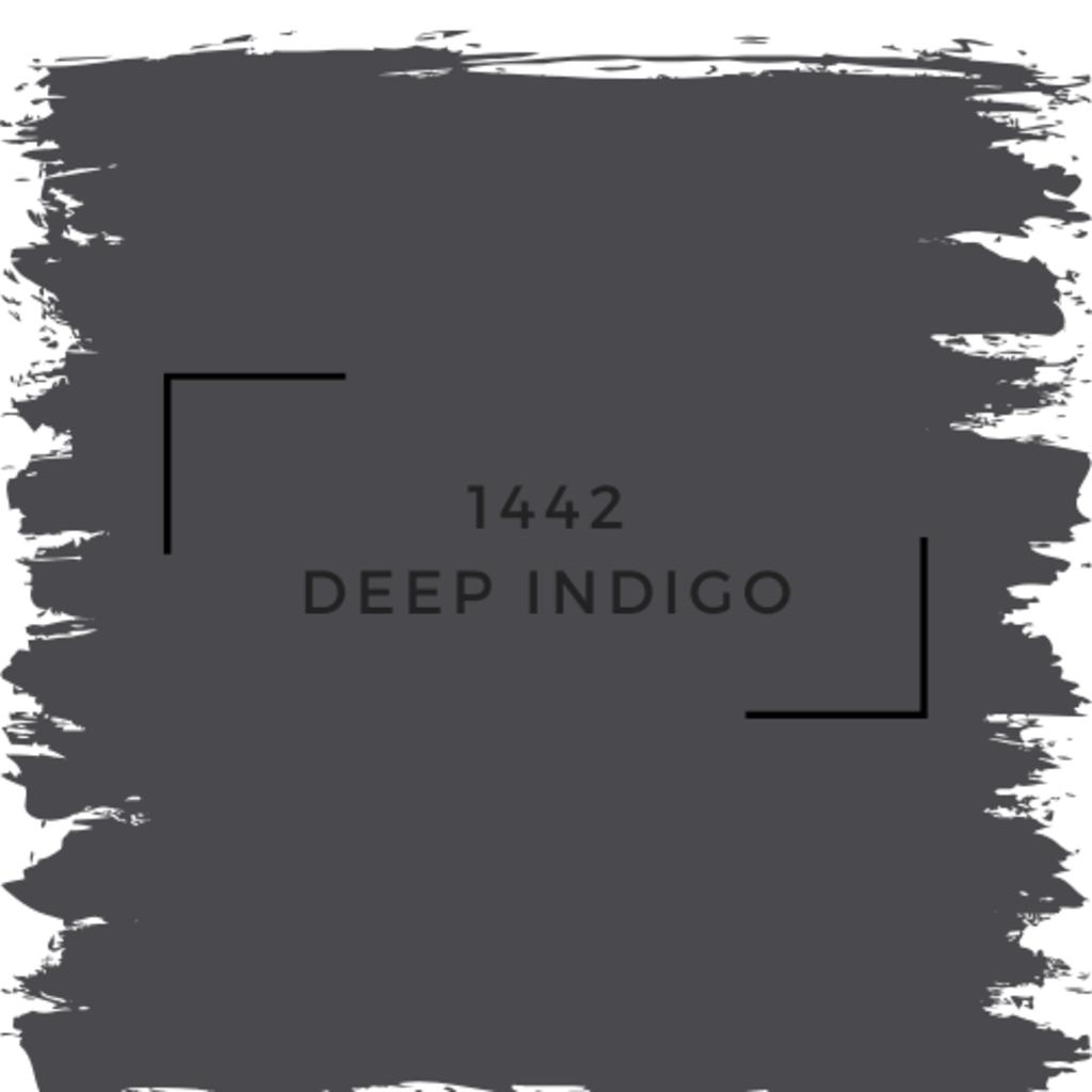 Benjamin Moore 1442 Deep Indigo