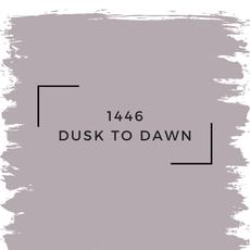 Benjamin Moore 1446 Dusk To Dawn