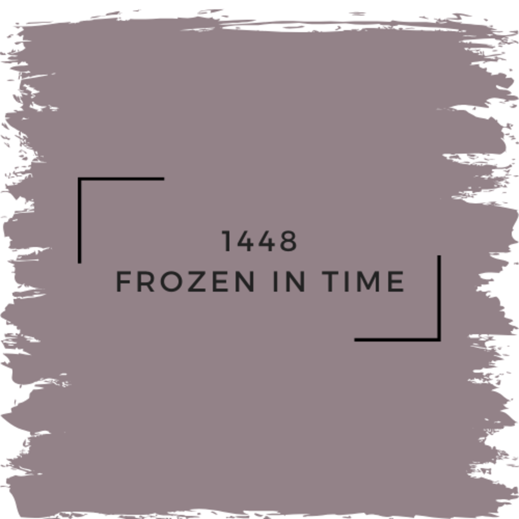 Benjamin Moore 1448 Frozen In Time