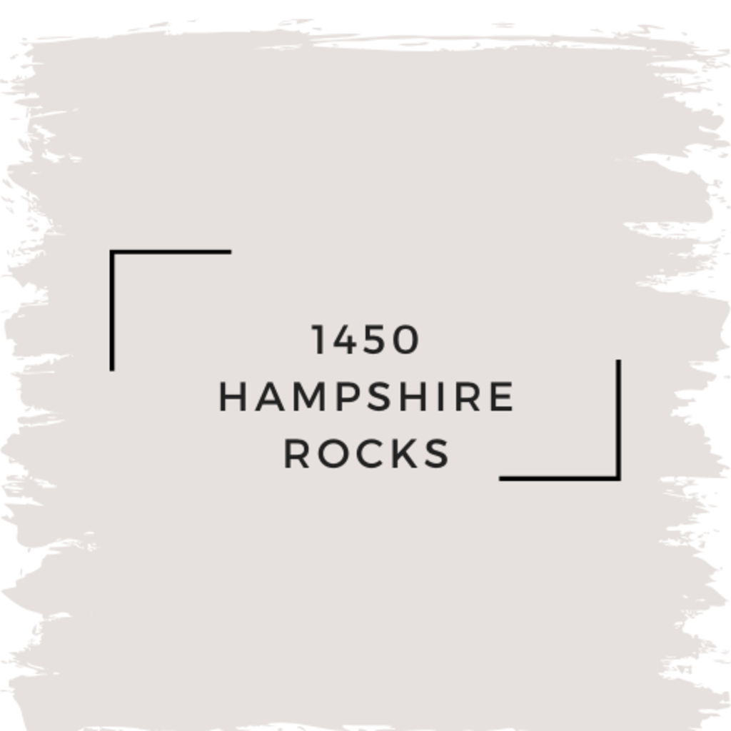 Benjamin Moore 1450 Hampshire Rocks