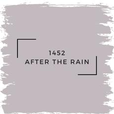 Benjamin Moore 1452 After The Rain