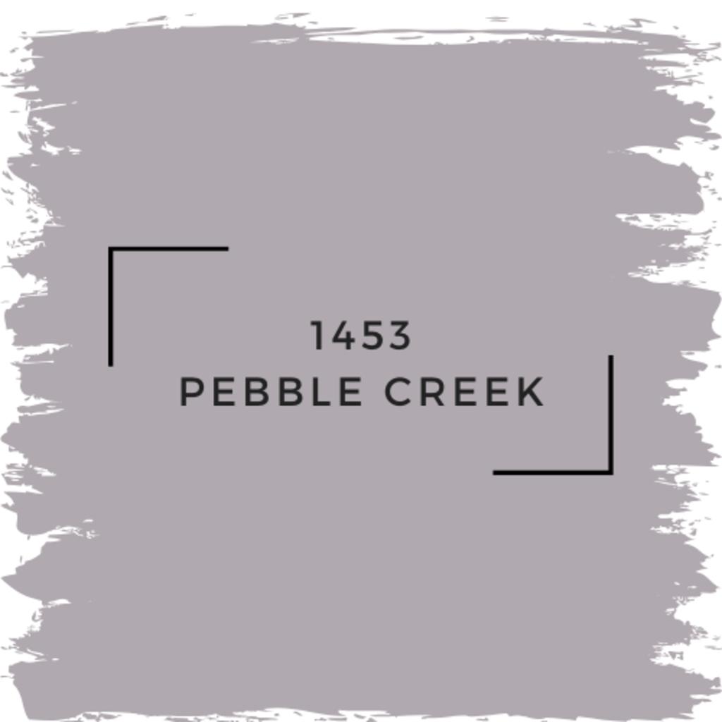 Benjamin Moore 1453 Pebble Creek