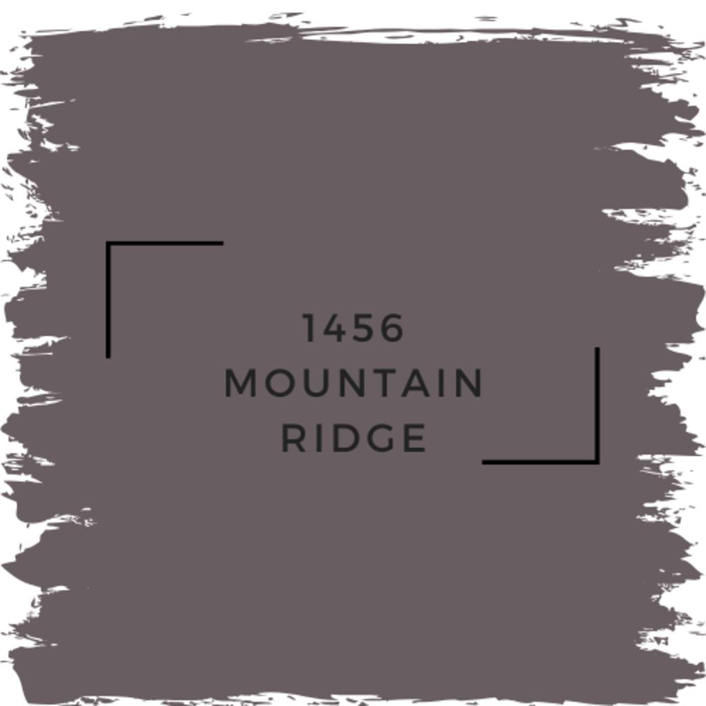Benjamin Moore 1456 Mountain Ridge