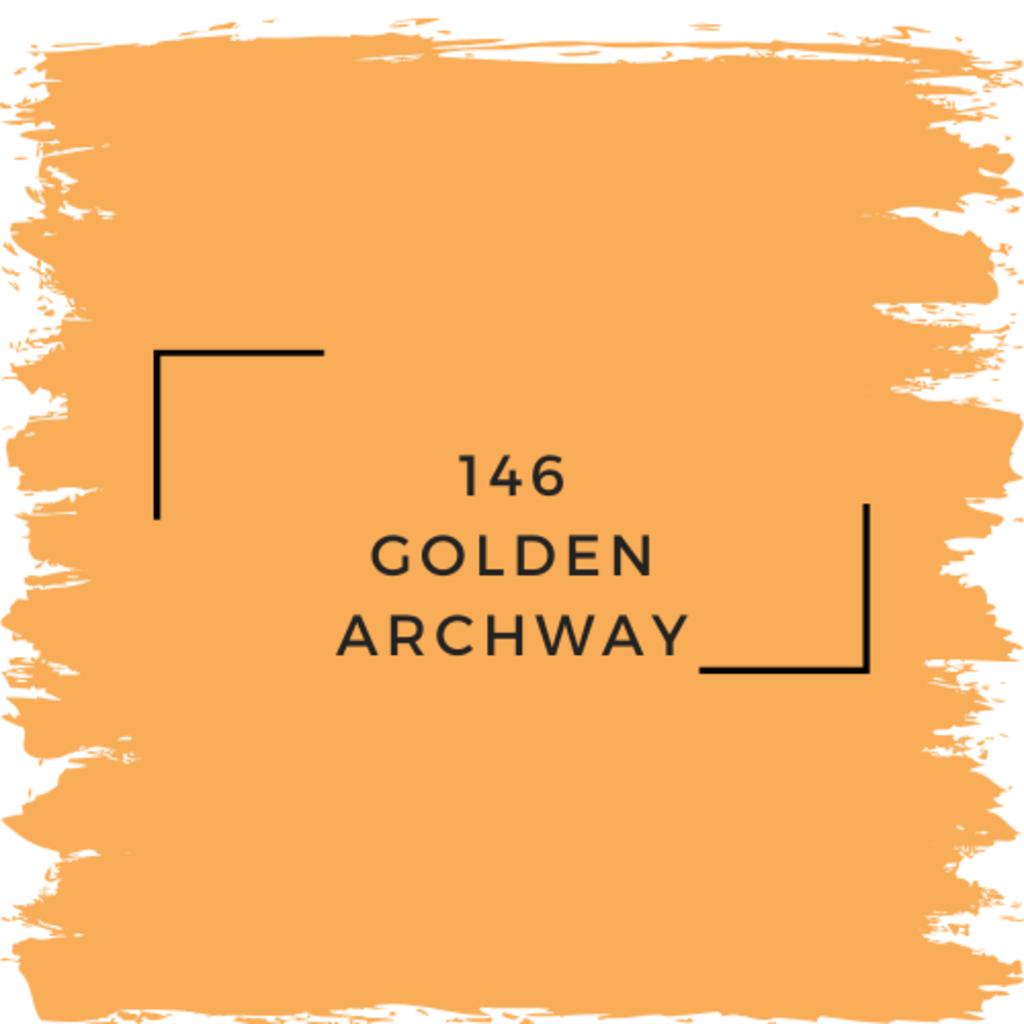 Benjamin Moore 146 Golden Archway