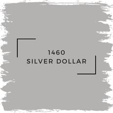 Benjamin Moore 1460 Silver Dollar