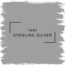 Benjamin Moore 1461 Sterling Silver