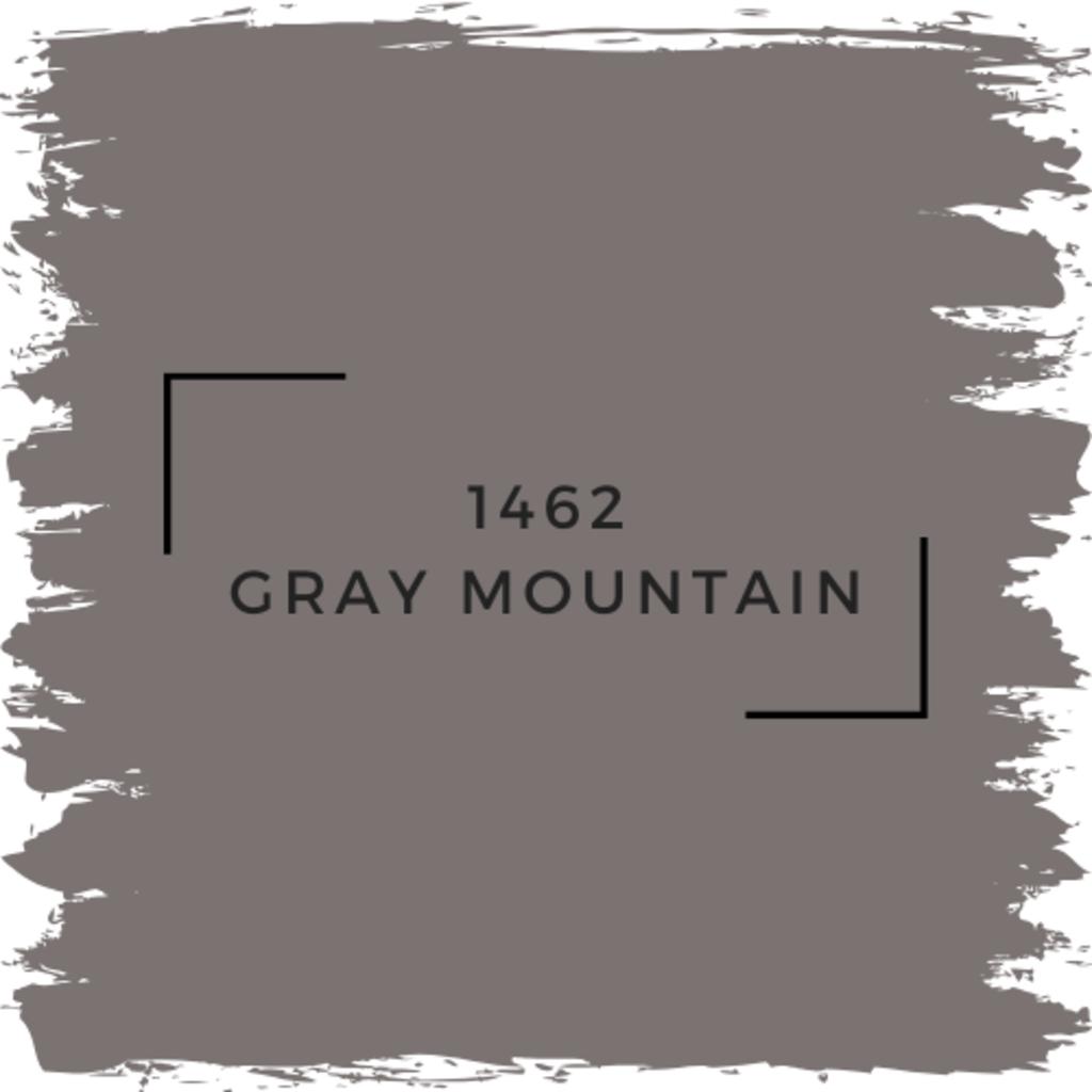 Benjamin Moore 1462 Gray Mountain