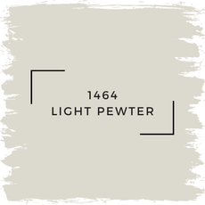 Benjamin Moore 1464 Light Pewter
