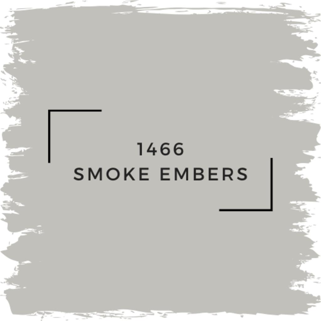 Benjamin Moore 1466 Smoke Embers