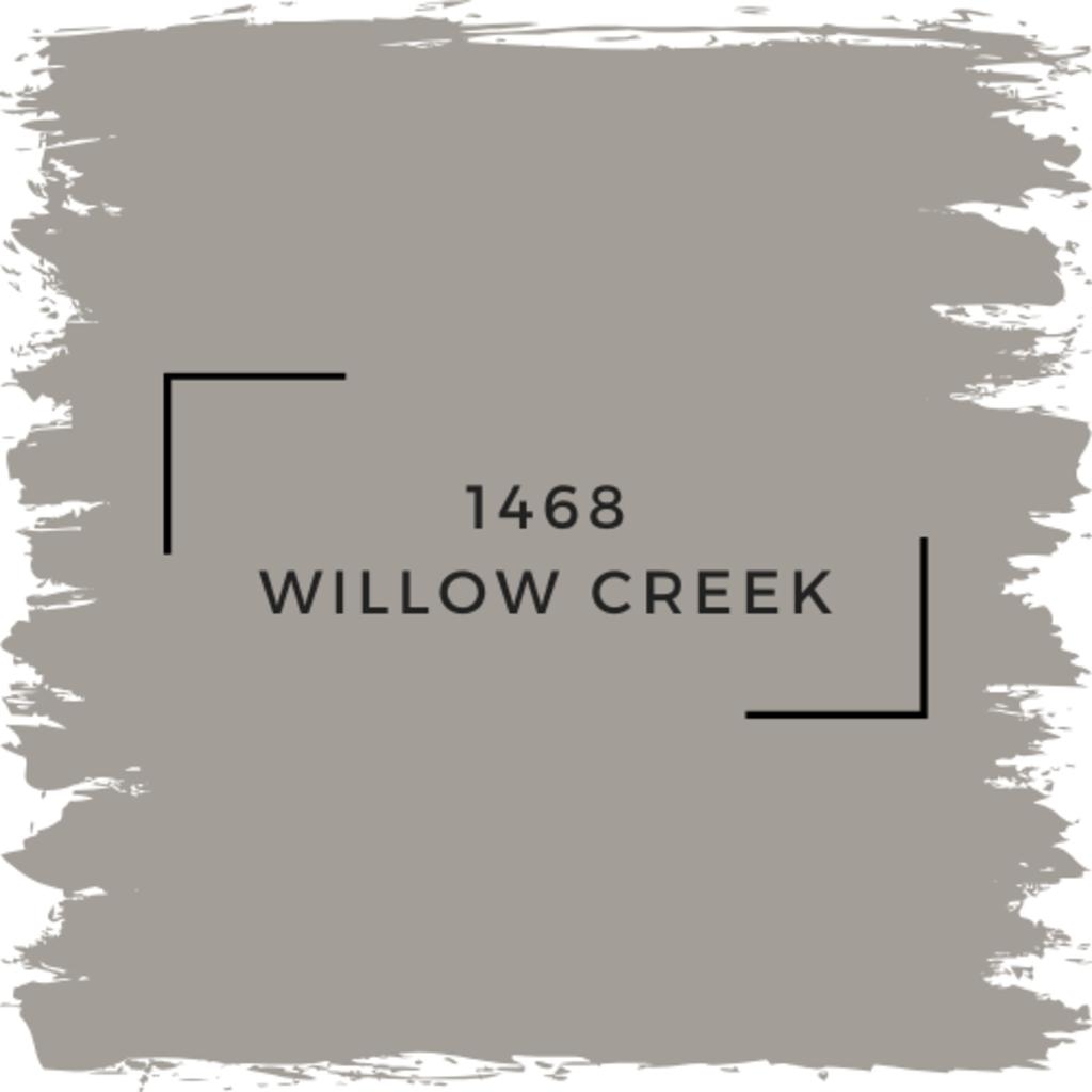 Benjamin Moore 1468 Willow Creek