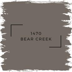 Benjamin Moore 1470 Bear Creek