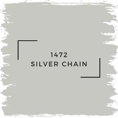 Benjamin Moore 1472 Silver Chain
