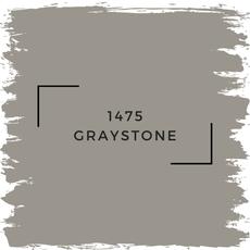 Benjamin Moore 1475 Graystone