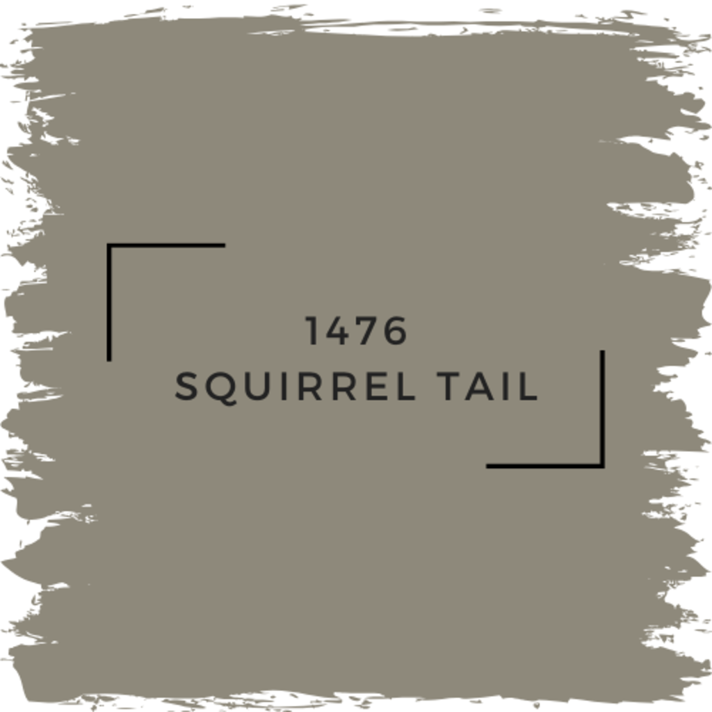 Benjamin Moore 1476 Squirrel Tail
