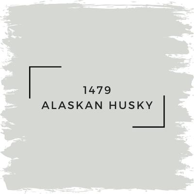 Benjamin Moore 1479 Alaskan Husky