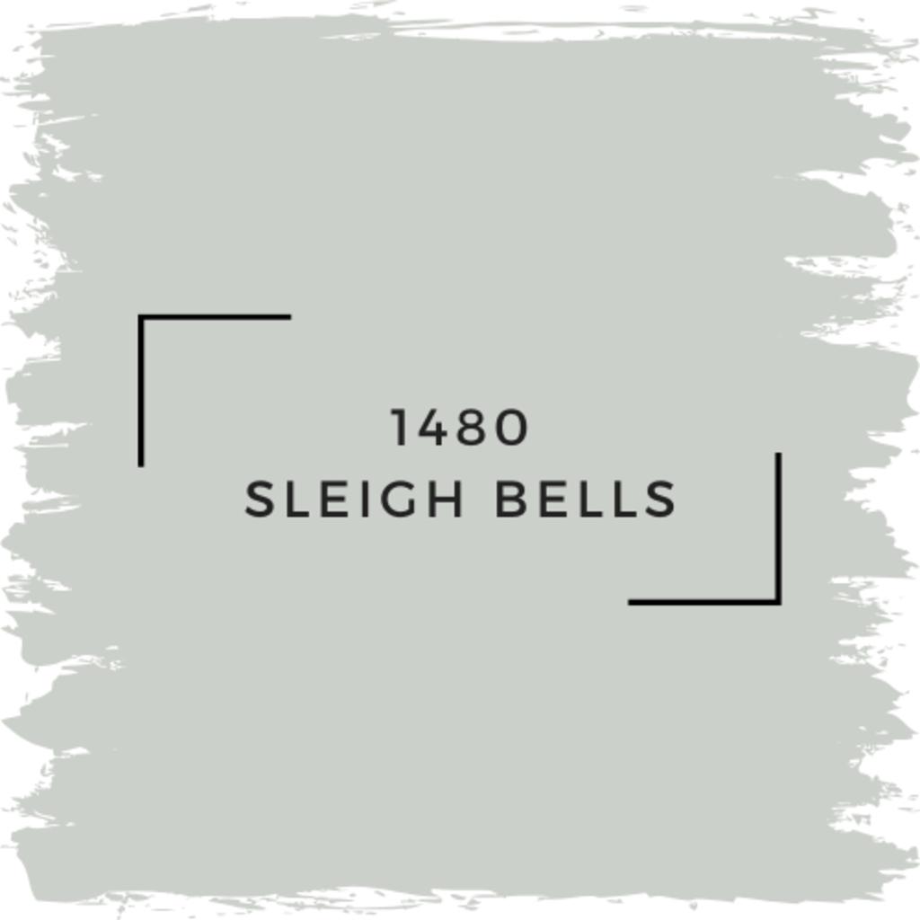 Benjamin Moore 1480 Sleigh Bells