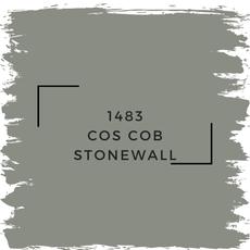 Benjamin Moore 1483 Cos Cob Stonewall