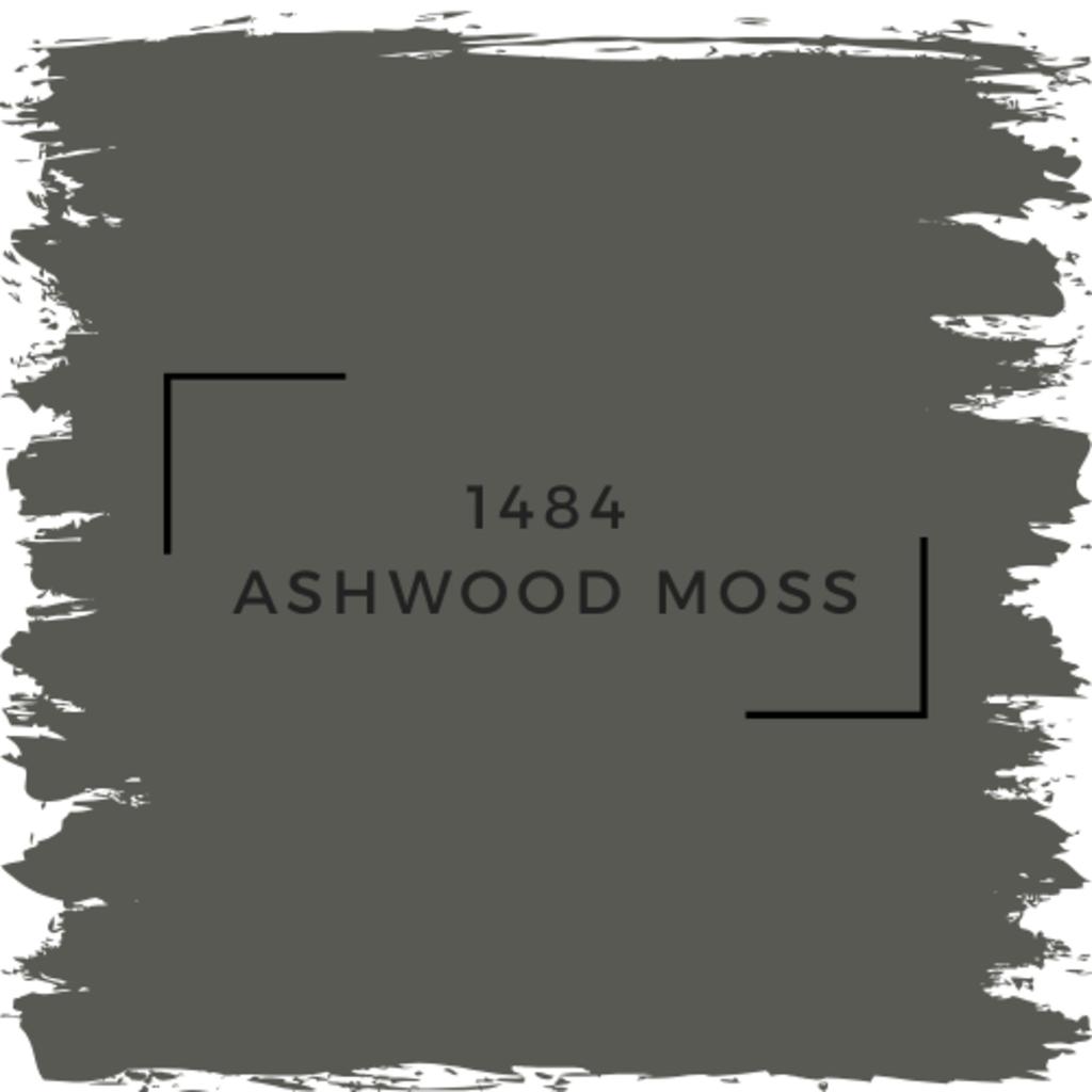 Benjamin Moore 1484 Ashwood Moss