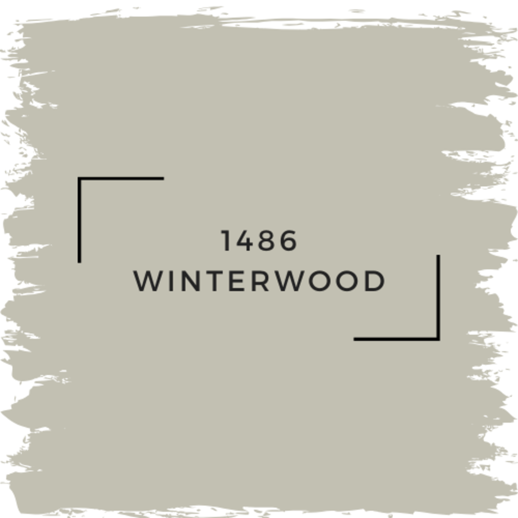 Benjamin Moore 1486 Winterwood