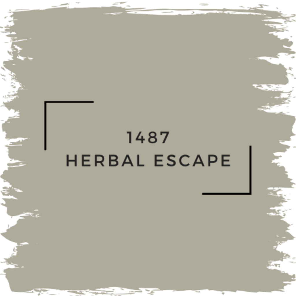 Benjamin Moore 1487 Herbal Escape
