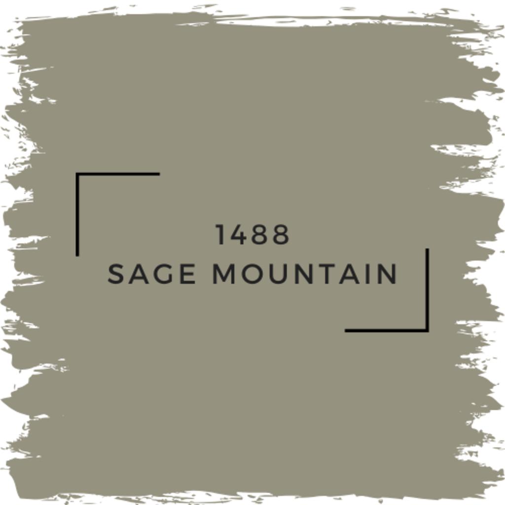 Benjamin Moore 1488 Sage Mountain