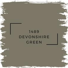 Benjamin Moore 1489 Devonshire Green