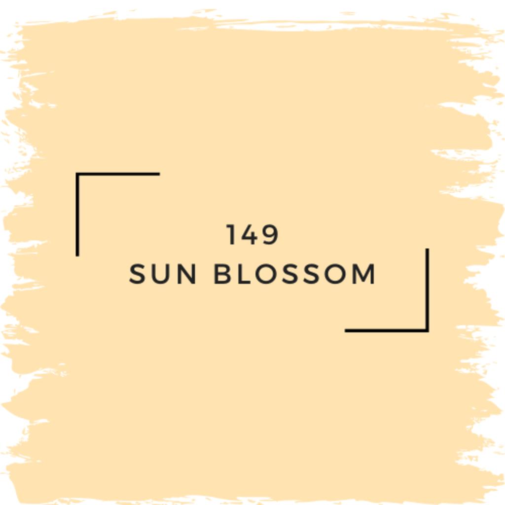 Benjamin Moore 149 Sun Blossom
