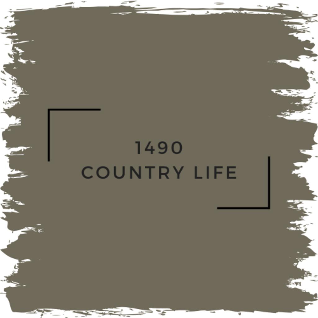Benjamin Moore 1490 Country Life