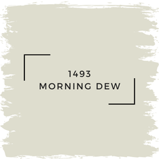 Benjamin Moore 1493 Morning Dew
