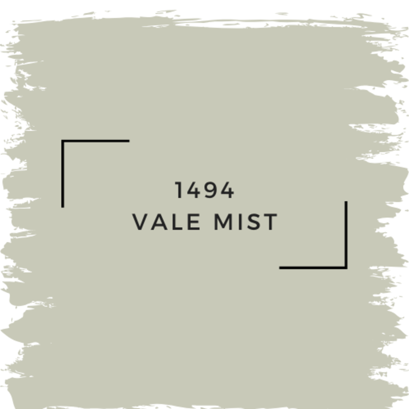 Benjamin Moore 1494 Vale Mist