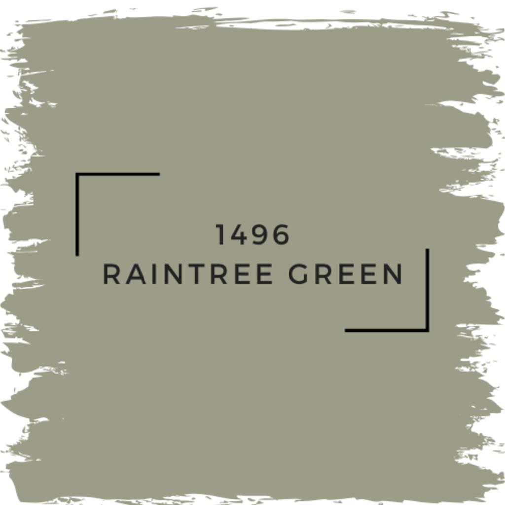 Benjamin Moore 1496 Raintree Green