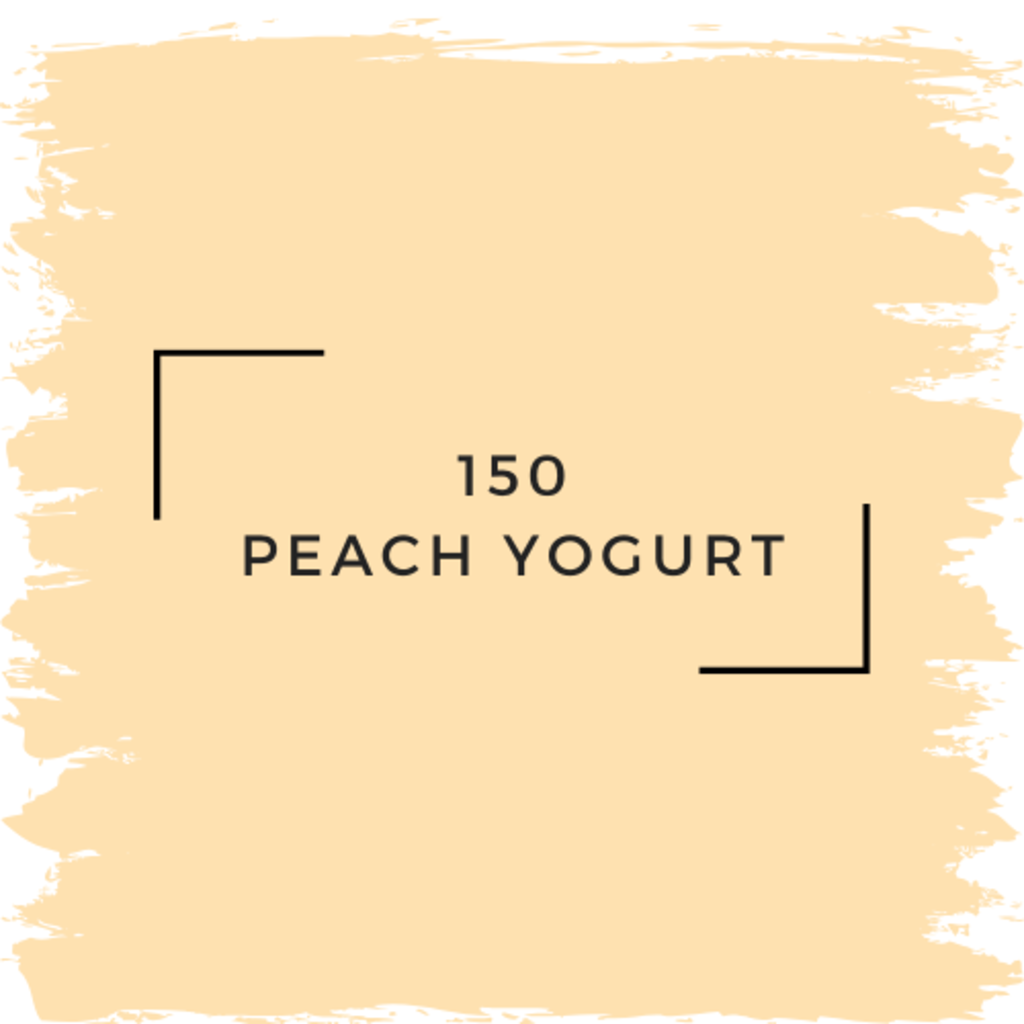 Benjamin Moore 150 Peach Yogurt
