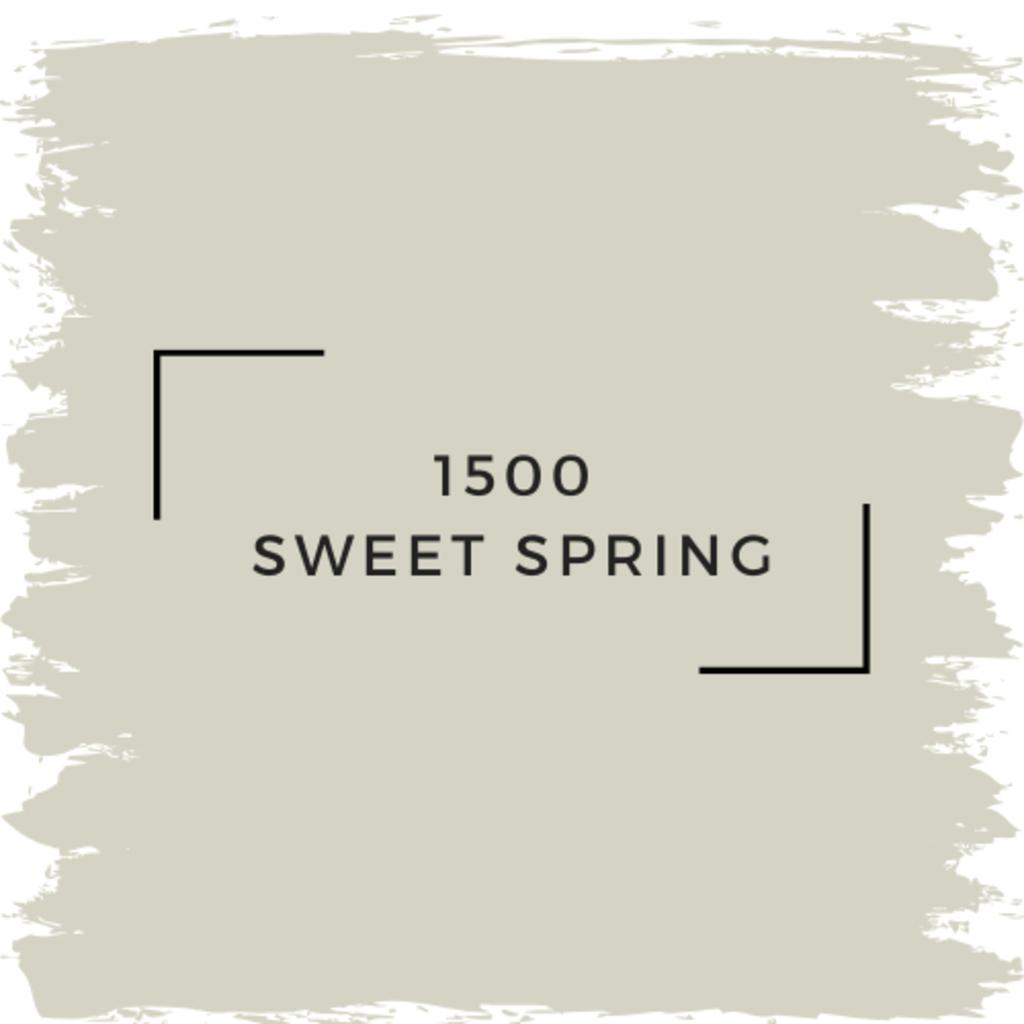 Benjamin Moore 1500 Sweet Spring