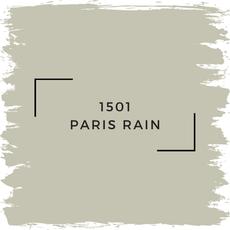 Benjamin Moore 1501 Paris Rain