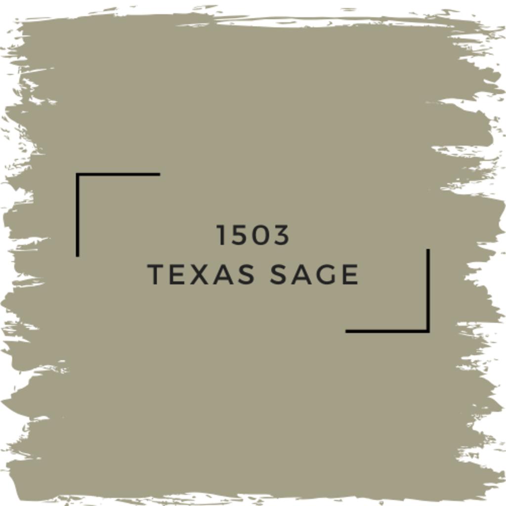 Benjamin Moore 1503 Texas Sage