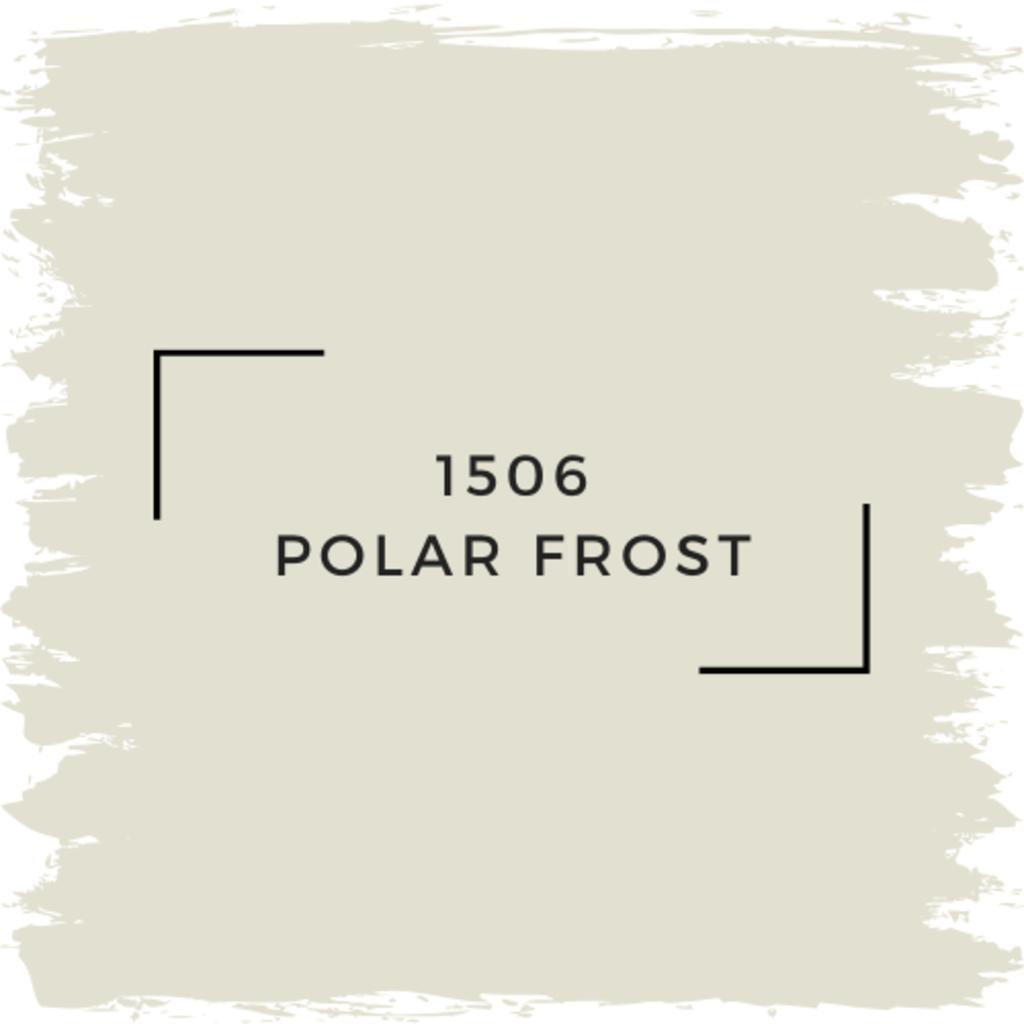 Benjamin Moore 1506 Polar Frost