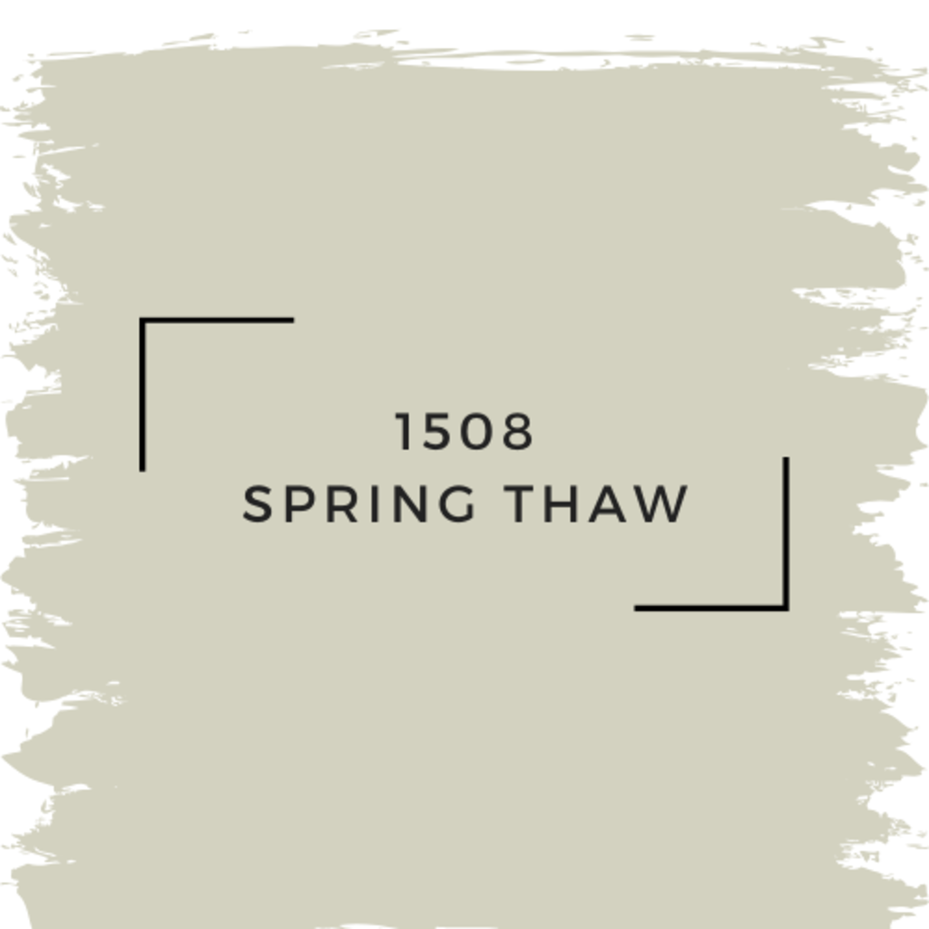 Benjamin Moore 1508 Spring Thaw