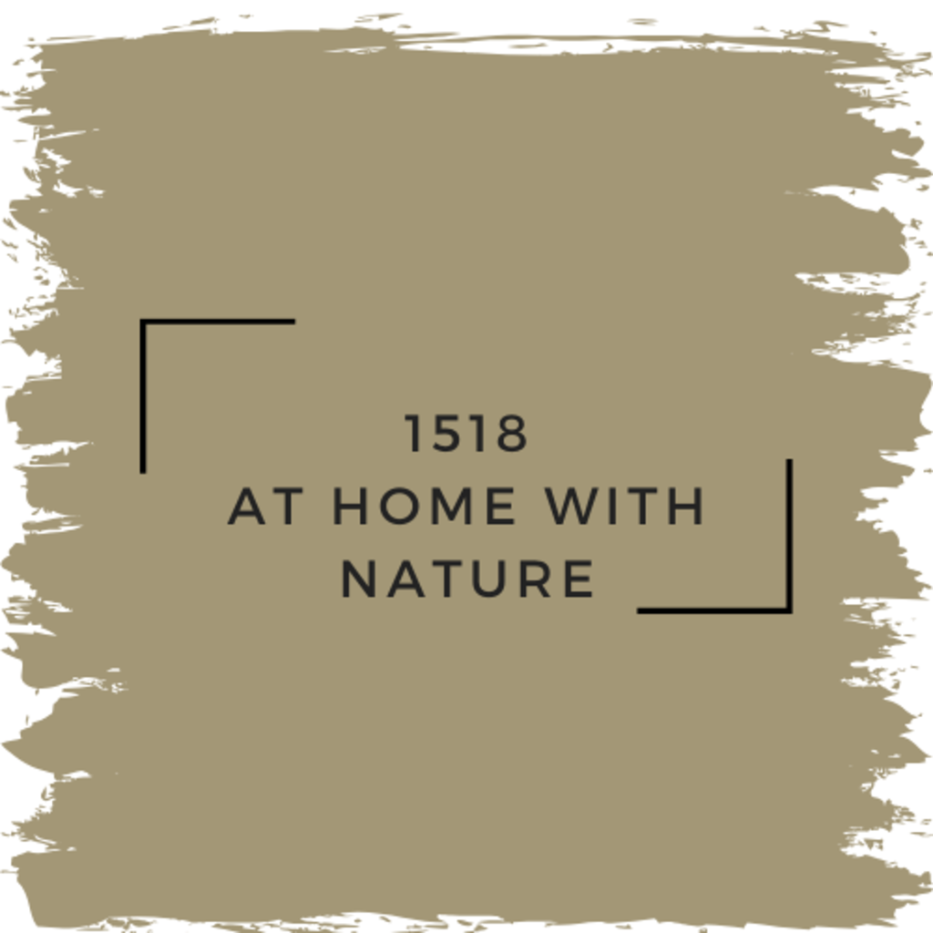 Benjamin Moore 1518 At Home With Nature
