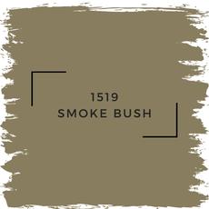 Benjamin Moore 1519 Smoke Bush