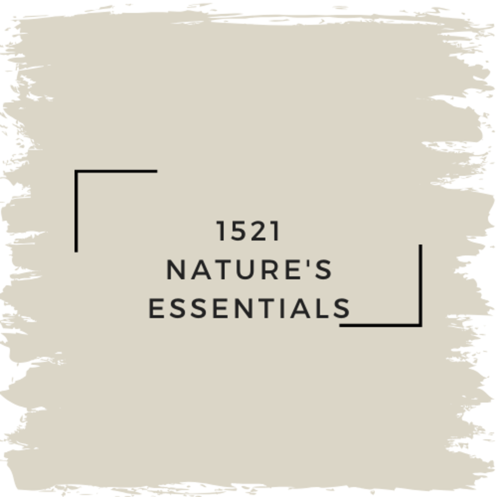 Benjamin Moore 1521 Nature's Essentials