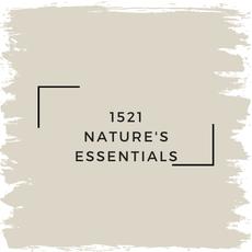 Benjamin Moore 1521 Nature's Essentials