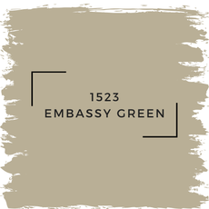 Benjamin Moore 1523 Embassy Green