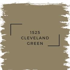 Benjamin Moore 1525 Cleveland Green