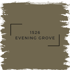 Benjamin Moore 1526 Evening Grove