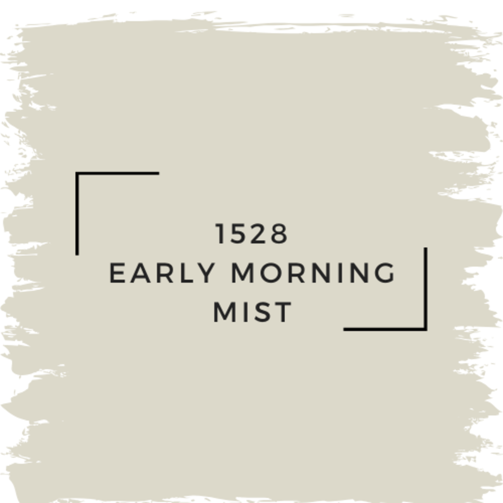 Benjamin Moore 1528 Early Morning Mist