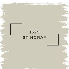 Benjamin Moore 1529 Stingray