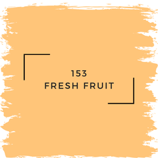 Benjamin Moore 153 Fresh Fruit