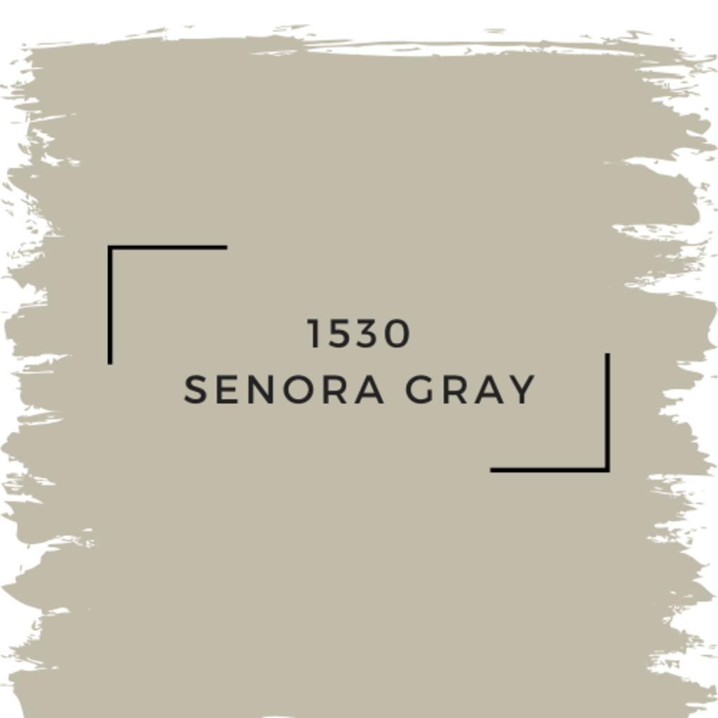 Benjamin Moore 1530 Senora Gray